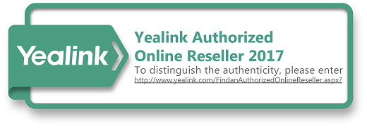Yealink authorized reseller