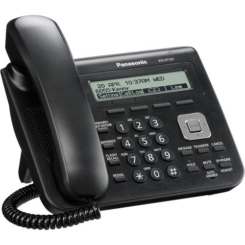 Panasonic IP Phone KX-UT123-B