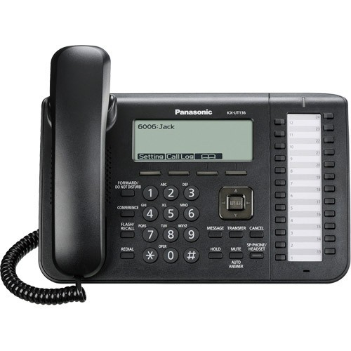 Panasonic IP Phone KX-UT133-B