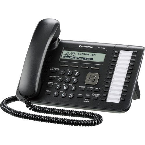 Panasonic IP Phone KX-UT136-B