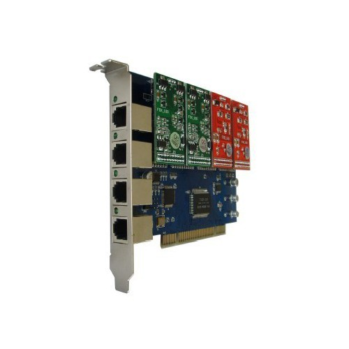 Etross 400P 4 FXO PCI for Asterisk