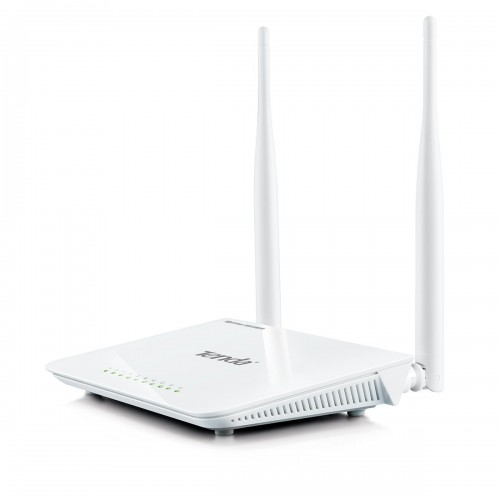 Tenda N6 Concurrent Dual-Band 600Mbps Wireless A/B/G/N Broadband AP Router with IPTV LAN Port