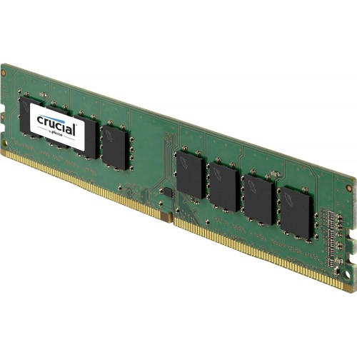 Crucial 8 GB DDR4 2133 UDIMM Unbuffered DIMM 288-Pin Desktop Memory