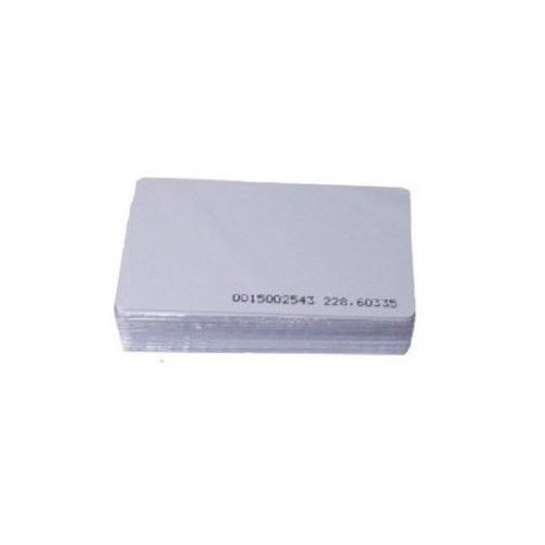 10PCS - RFID Proximity Control Entry Access Cards
