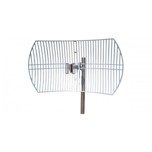 TP-LINK TL-ANT2424B Grid Parabolic Outdoor Antenna 2.4GHZ 24DBI *No Wall Mount*