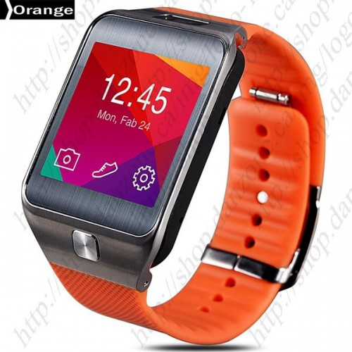 G2 Silicone Band Men Women Sports/Sleep Monitor Reminder Bluetooth Camera Smart Watch for IOS/Android