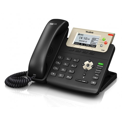 Yealink IP Phone SIP-T23P