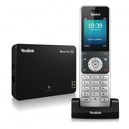 Yealink Business HD IP DECT Phone W56P
