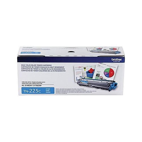 Brother Toner Cartridge - TN225C,M,Y