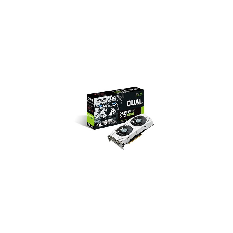 ASUS GeForce GTX 1060 3GB DUAL-FAN OC Edition 1569 1784 VR Ready Dual HDMI  Gaming Video Card - Danzone Technology Co.  Canada s VoIP Store afb5237f76c95