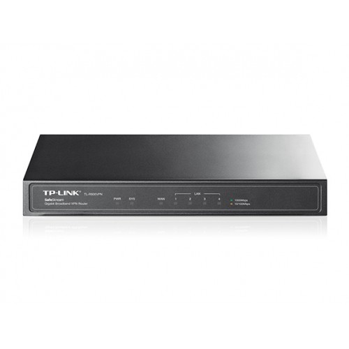 TP-Link SafeStream Gigabit Broadband VPN Router